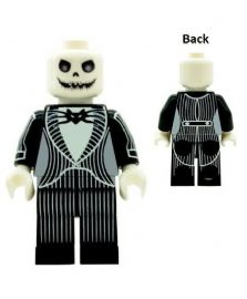 Jack Skellington (The Nightmare Before Christmas) - Custom Designed Minifigure